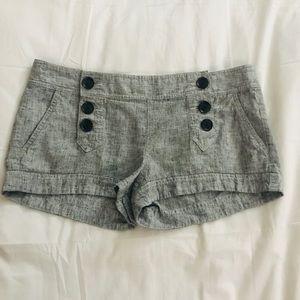 Cute grey shorts